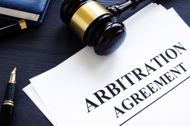 Arbitration Agreement image